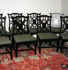 dining room chairs chippendale chinese