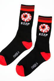 <b>Носки MISHKA Keep Watch</b> Socks FW14 (Black, O/S)   www.gt-a.ru