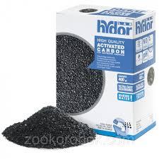 Активированный уголь <b>Hydor Activated Carbon</b> Salt Water - 400 г ...