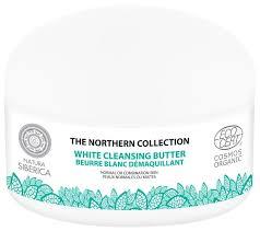 Natura Siberica белое <b>очищающее масло для лица</b> ... — купить по ...