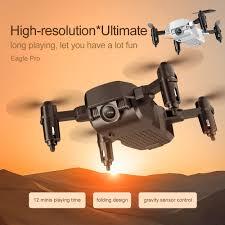 COD <b>Aerial four</b>-<b>axis</b> aircraft <b>mini drone</b> HD pixel camera remote ...