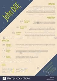 simplistic modern resume cv curriculum vitae template design stock simplistic modern resume cv curriculum vitae template design