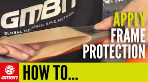 How And Where To Apply <b>Frame</b> Protection | Mountain Bike ...