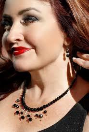 Black Atomic <b>Galaxy</b> - <b>Necklace</b> & Earring Set | Cherry Velvet ...