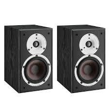 <b>Полочная акустика Dali</b> SPEKTOR 2 black ash - купить в ...