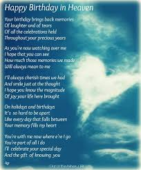 Happy Birthday in Heaven | Dying & The Other Side | Pinterest ... via Relatably.com