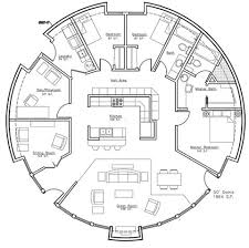 The round  Dome homes and The den on PinterestPlan   quot A President    s Choice quot  Monolithic Dome Home Plan Callisto VI