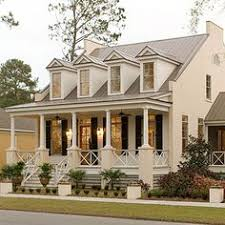 Southern cottage  Cottage house plans and Metal roof on PinterestEastover Cottage Plan     House Plans   Porches   Southern Living