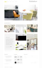 website template quele interior design custom solutions website template 57320 quele interior design custom solutions furniture profile company designers work team portfolio creative