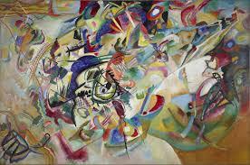 <b>Composition</b> VII - <b>Vasily Kandinsky</b> — Google Arts & Culture