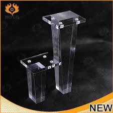 custom clear acrylic legs for furnitureclear acrylic table legs acrylic legs furniture acrylic legs