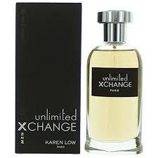 <b>X</b> Change Unlimited by <b>Karen Low</b> 3.4 oz Eau De Toilette Spray ...