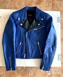 <b>Куртка</b> кожаная <b>Maje</b> купить в Московской области на Avito ...