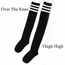 Women's <b>Cotton Knee-High</b> Socks for sale | Shop with Afterpay | eBay