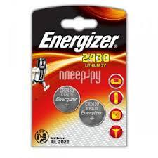 <b>Батарейка CR2430</b> - <b>Energizer</b> Lithium 3V