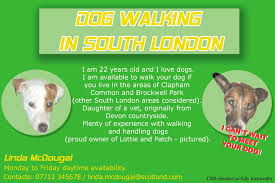 posters and flyers by filipa mos m da at com flyer advertising dog walking services