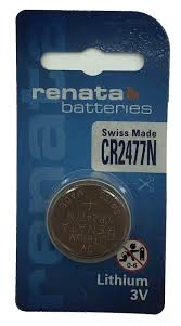 <b>Батарейка</b> Renata <b>CR2477N</b>