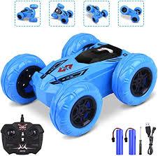 UNIROI RC <b>Stunt Car 2.4G</b> Music <b>Light</b> Off-Road Vehicle 360 ...