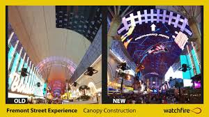 Fremont Street Experience Starts Running Content on <b>the Second</b> ...
