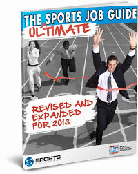 ultimate sports job package v1 sports networker sn ultimate sports job guide