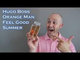 <b>Hugo Boss Orange</b> Man <b>Feel</b> Good Summer 🥒 - YouTube