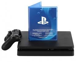 <b>Игровая приставка Sony PlayStation</b> 4 Slim 500 ГБ + ваучер World ...
