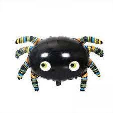 Hot Sale Premium Black Spider <b>Balloon</b> Bar <b>Party</b> Decorations ...