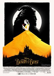 beauty and the beast behold matt ferguson s stunning alternative matt ferguson s beauty and the beast poster