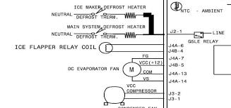 frigidaire ice maker parts diagram smartdraw diagrams frigidaire parts diagrams image about wiring parts for frigidaire fghb2844lf5 ice maker appliancepartspros com