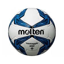 <b>Мяч футбольный Molten</b> Soccer Ball F5V1700, Цвет - белый ...