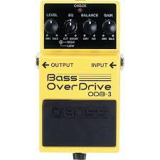 <b>Педаль эффектов BOSS</b> ODB-3