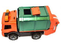 <b>игрушки</b> для мальчиков Мусоровоз Нордпласт <b>Спецтехника</b> (202)