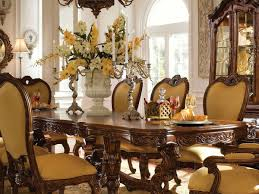 flower arrangements dining room table: modern glamour nuance of the dining table decorations centerpieces that has wooden table can be decor with modern chair can add the beauty inside the room