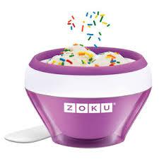 Для мороженого <b>Zoku Ice Cream</b> Maker ZK120-LB <b>мороженица</b> ...