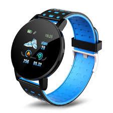<b>D19</b> Plus Sports Fitness <b>Smart Watch</b> 1.3 IPS Touch IP67-Online ...