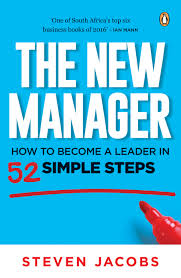 the new manager how to become a leader in simple steps by high res cover image
