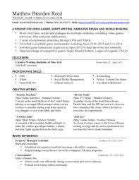 doc 9951286 writer newspaper resume bizdoska com creative writer resume objective