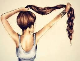 """Résultat de recherche d'images pour """"cheveux dessin"""""""