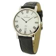 Наручные <b>часы Romanson</b> — купить на Яндекс.Маркете