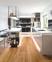 Hardwood Or Tile In Kitchen Kitchen Elegant Light Coloured Kitchen Floor Tiles With White