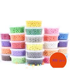 24 Color Water <b>Beads</b> Spray Animal Magic <b>Beads</b> Kit Balls <b>Beads</b> ...