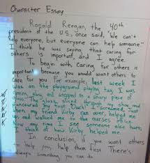essay good character what is character thoughts on the importance of good character