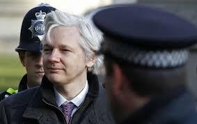 Assange zatražio politički azil u Ekvadoru | WikiLeaks News | Al ...