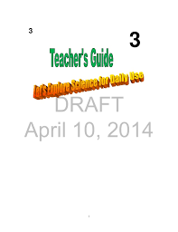 Science   tg draft           SlideShare