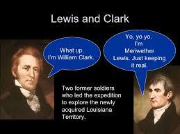 「meriwether lewis and william clark」の画像検索結果