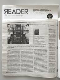 books alexander eisenschmidt dipl arch ph d chicago reader publishes interview and book review of ldquochicagoisms rdquo