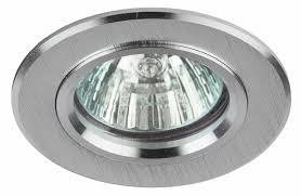 Точечный <b>встраиваемый</b> литой <b>светильник ЭРА KL58</b> SL ...