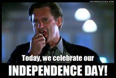 """Welcome to Earth."""" -- Independence Day. Without exaggerating, i've ... via Relatably.com"""