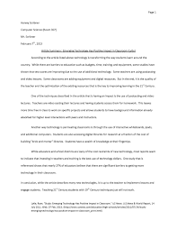 example of essay title write an mla format essay how to write an mla format essay