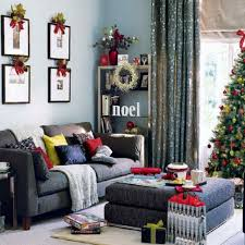 home decor impressive photo: decorations small living room with simple christmas decoration featuring mistletoe and bow wall photo frame